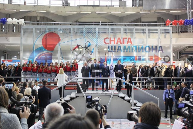 Udovičić otvorio najveći sportski događaj godine – Sajam sporta!