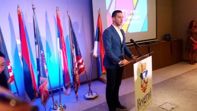 Udovičić otvorio Samit mladih: Ulažemo u budućnost mladih koji su nosioci privrednog razvoja Srbije