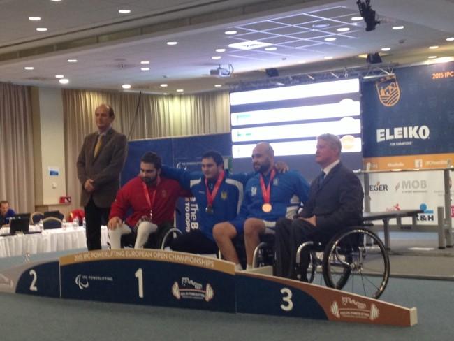 Udovičić čestitao paraolimpijcu Milenkoviću osvajanje srebrne medalje