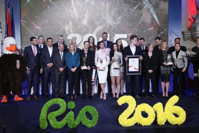 Удовичић на додели трофеја ОКС: Неизмерно сам поносан на наше спортисте!