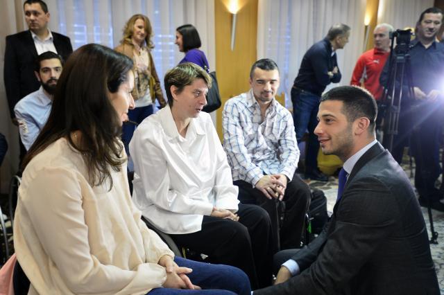 Обележена најуспешнија спортска, 2015. година: Удовичић са освајачима медаља!