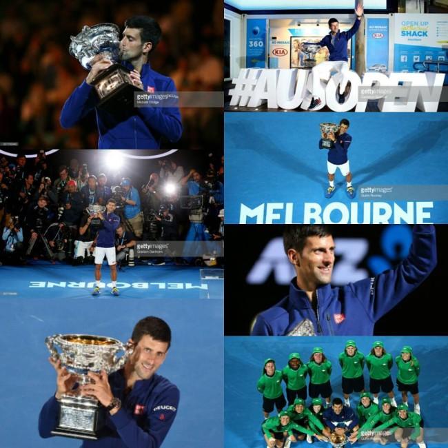 Đoković osvojio rekordnu šestu titulu na Australijen Openu!