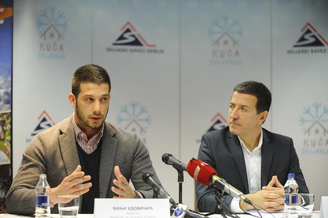 Удовичић на Старој планини - Следеће године почиње изградња Националног тренинг центра за скијање