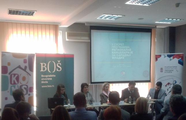 Klašnja: Do sledeće konferencije zemalja zapadnog Balkana sporazum o Regionalnoj kancelariji za saradnju mladih