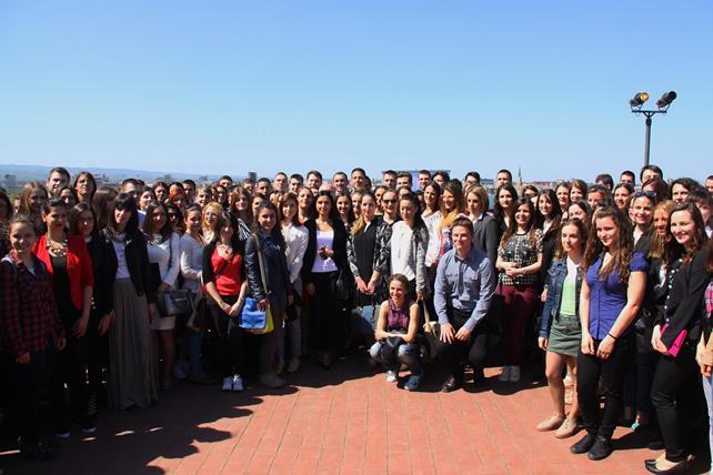 Udovičić dodelio stipendije najboljim studentima u Novom Sadu