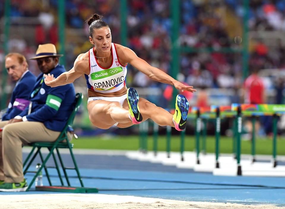 Ивана Шпановић освојила бронзу у Рију!