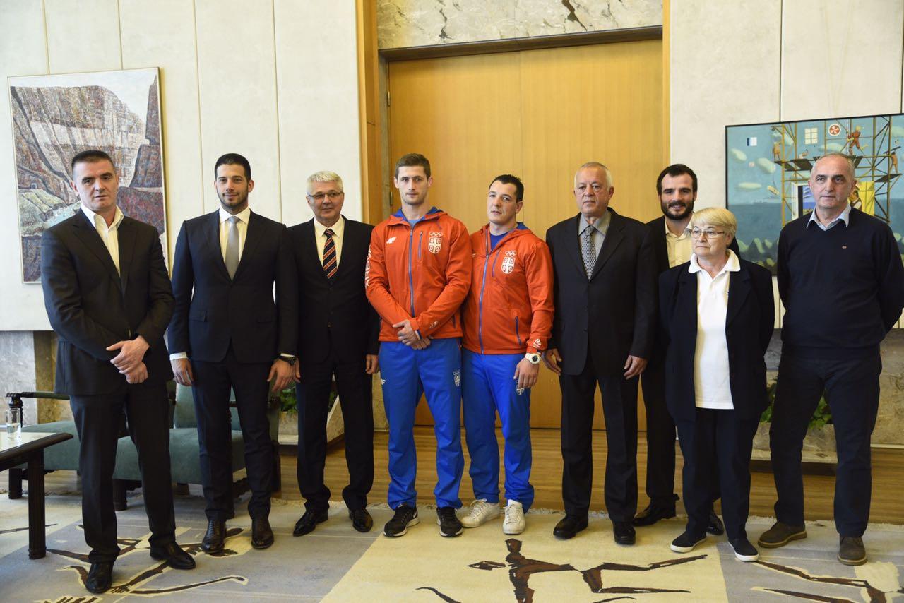 Министар Удовичић састао се са Александром Кукољем