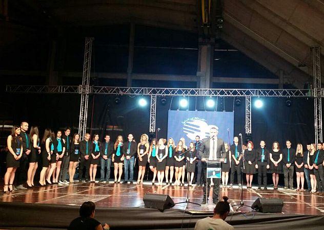 Одржана Свечана академија Spirit of Youth