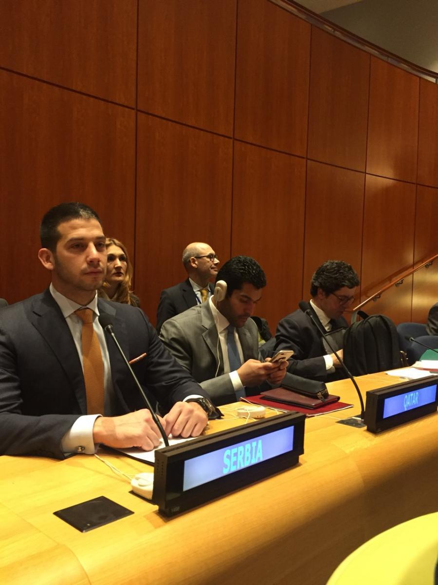 Отворен 7. ЕCOSOC омладински форум УН у Њујорку