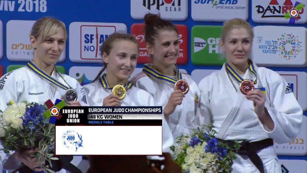 Удовичић честитао Милици Николић бронзану медаљу