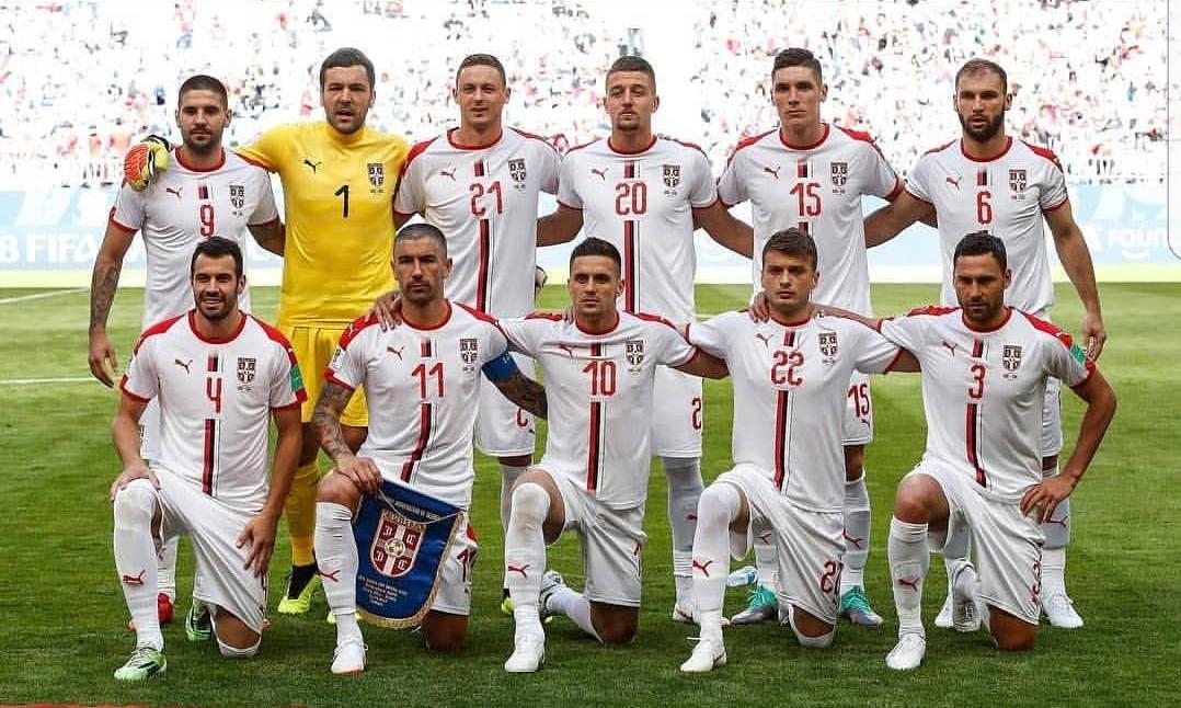 Mинистaр Удовичићчеститао нашој фудбалској репрезентацији