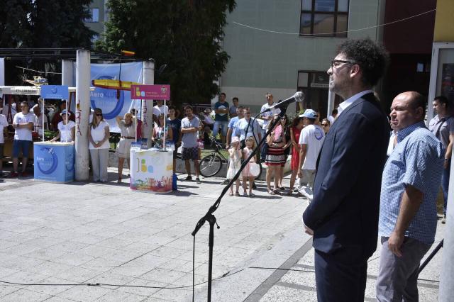 Државни секретар Дарко Станић са младима у Ваљеву