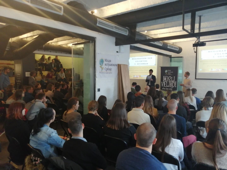 Обележен Међународни дан волонтера у Србији