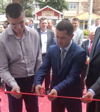 Перуничић отворио Омладински клуб у општини Лепосавић