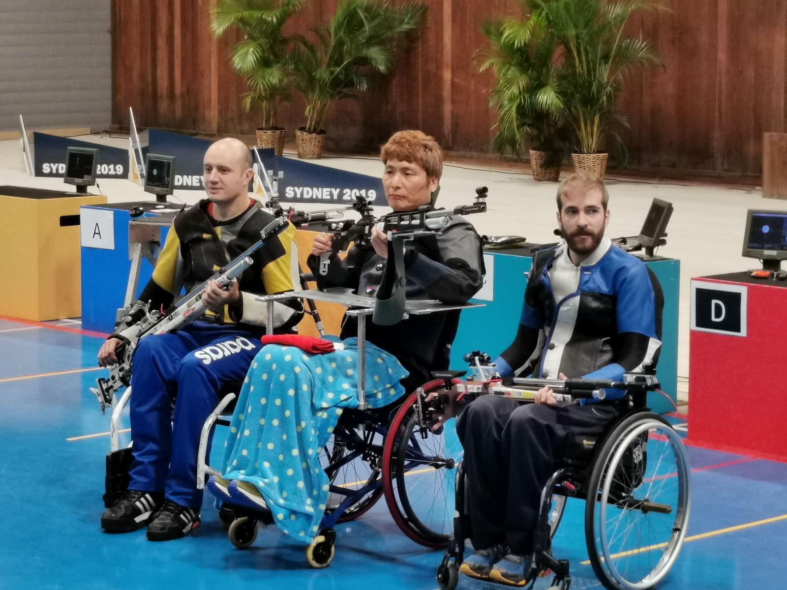 Министар Удовичић честитао Драгану Ристићу освајање сребрне медаље у Сиднеју