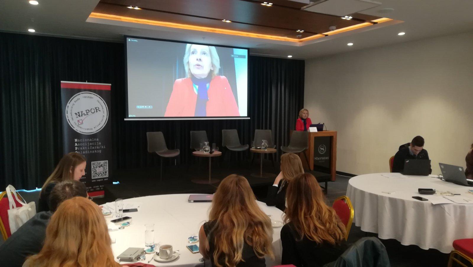 Одржана конференција о омладинском раду у Србији и Естонији