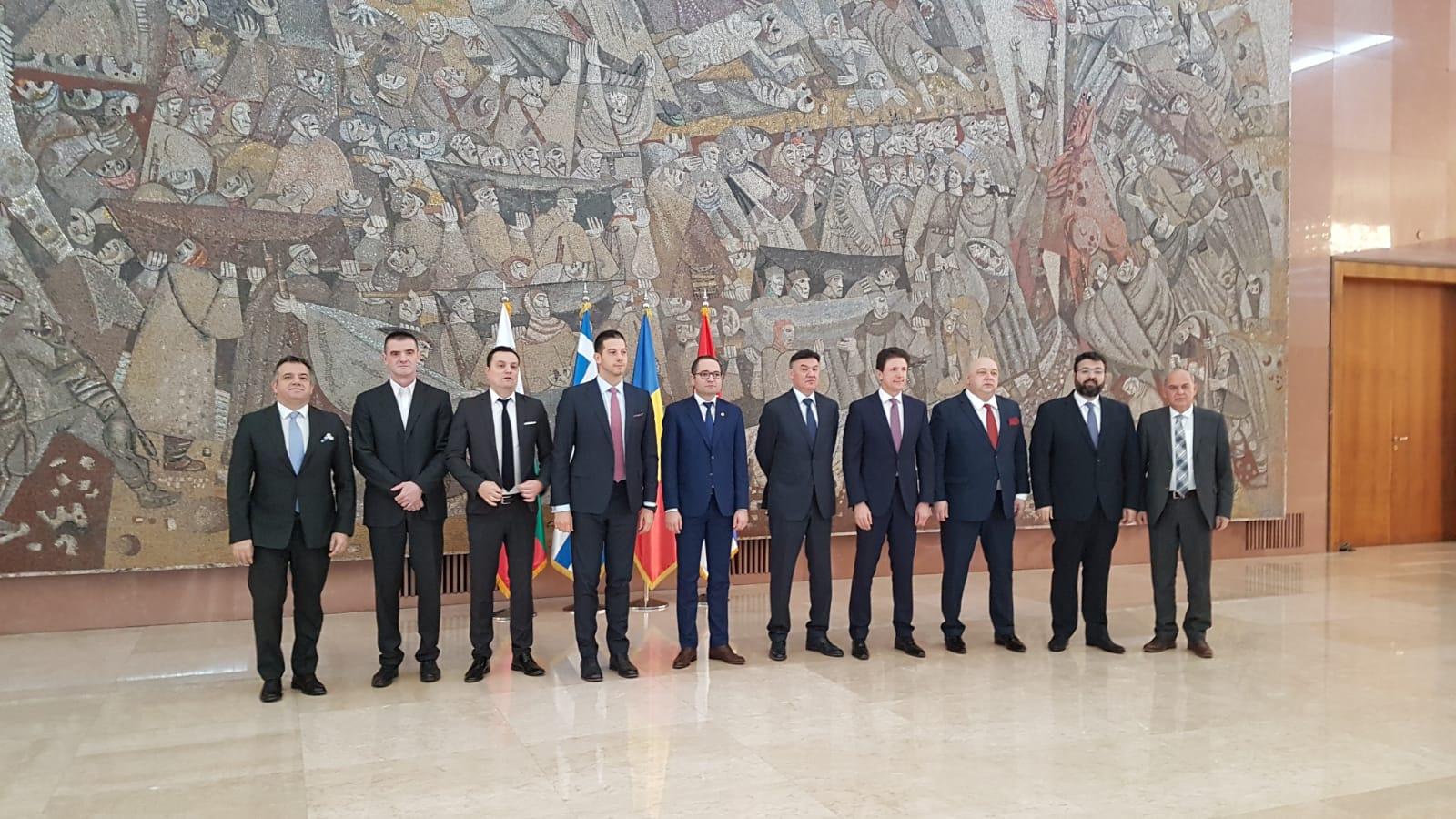 Србија, Грчка, Бугарска и Румунија изразиле спремност на заједнички рад на кандидатури за Европско првенство 2028. и Светско првенство 2030. у фудбалу