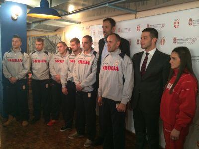 Олимпијски комитет Србије и МОС организовали дружење са олимпијцима