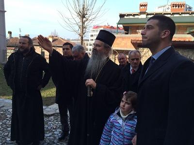Срби који су данас у Призрену су хероји