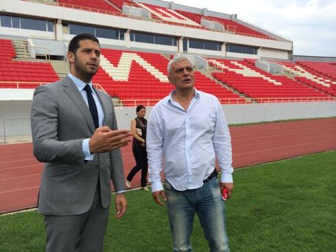 Једнака брига о свим клубовима у Србији