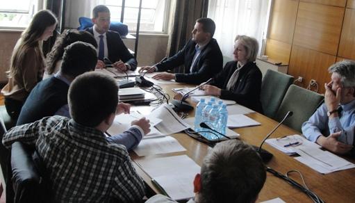 Одржана трећа седница Савета за младе