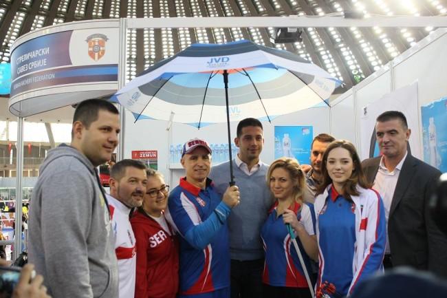 Udovičić: Prva dva dana Sajam sporta posetilo više ljudi i dece nego za ceo prošlogodišnji!