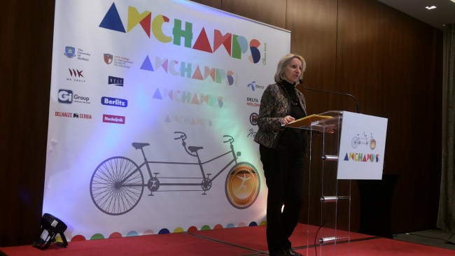 """Почео трећи циклус програма """"AmChamps - млади лидери промена"""""""