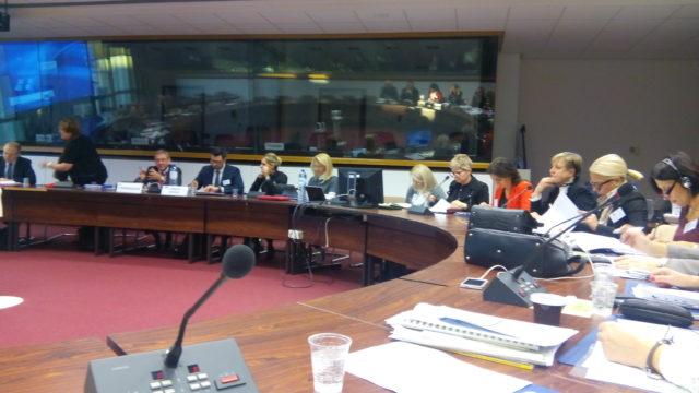 Одржан састанак Пододбора за истраживање, иновације, информационо друштво и социјалну политику у Бриселу