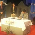 potpisivanje Konvencije