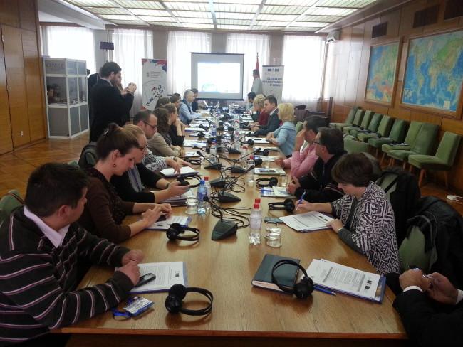 Globalno obrazovanje u Srbiji