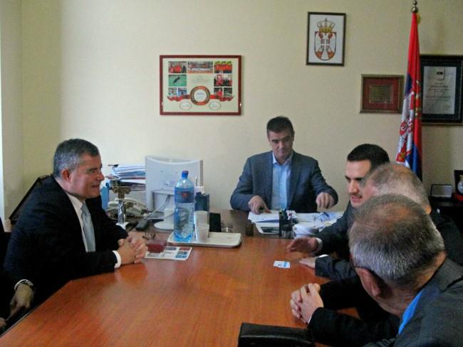 Uroš Zeković i Predrag Peruničić