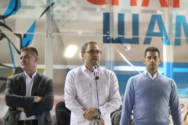 Sajam sporta, Vanja Udovičić, Predrag Peruničić, Nemanja Svjetličić