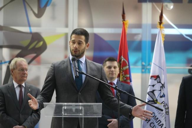 Vanja Udovičić, Sajam sporta