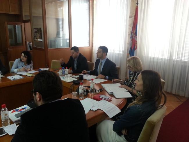 Savet za mlade, Vanja Udovičić, Nenad Borovčanin, Snežana Klašnja