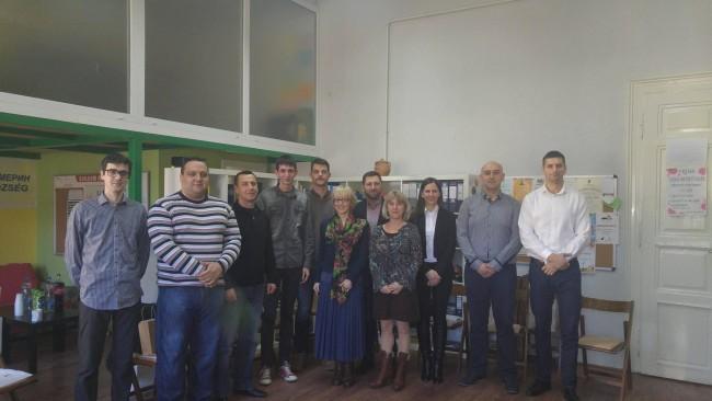 Посета Комисије за координацију питања младих Босне и Херцеговине