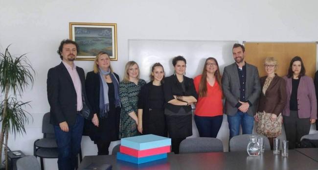 Министарство омладине и спорта, Фондација Темпус - Еразмус+ канцеларија у Србији, УГ Хајде да