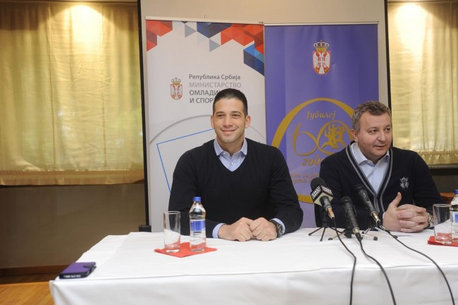 Вања Удовичић, Горан Бојовић, Завод за спорт
