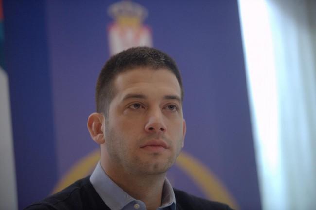 Вања Удовичић, Завод за спорт
