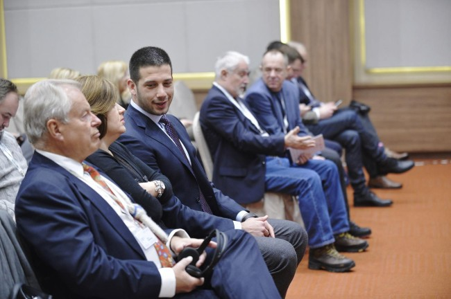 Министар омладине и спорта, Вања Удовичић, Копаоник бизнис форум