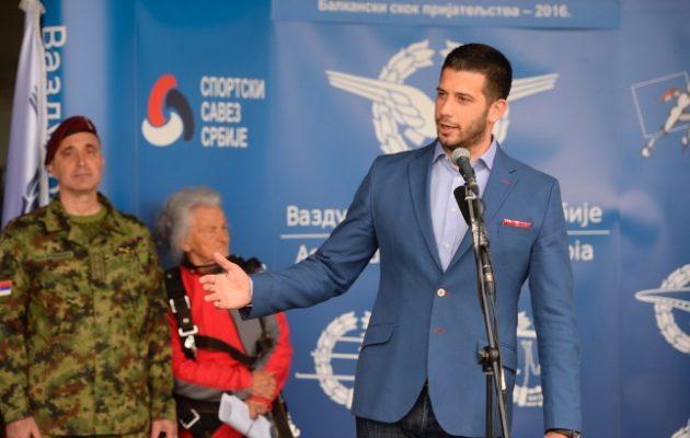 """Udovičić otvorio """"Balkanski skok prijateljstva"""""""